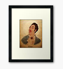 Viago - What We Do In The Shadows Framed Print