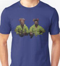 Geometric Heisenberg & Jesse Pinkman.. Breaking Bad T-Shirt