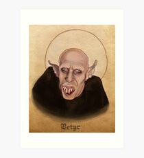 Petyr the Vampire - What We Do In The Shadows Art Print