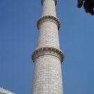 Taj Pillar by ShootingSardar