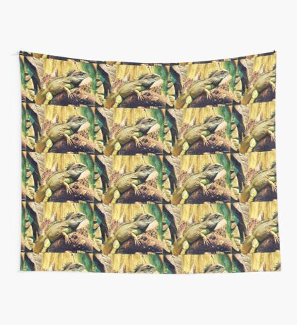 Chamelion Wall Tapestry