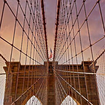 Brooklyn Bridge by alex4444