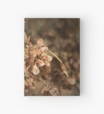 Hop Bush (Dodonaea viscosa) 2 Hardcover Journal