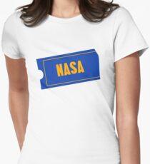 Nasa Women's Fitted T-Shirt