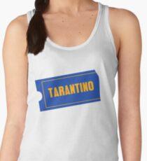 Quentin Tarantino Women's Tank Top