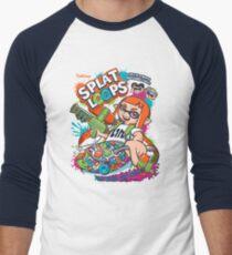 Splat Loops Men's Baseball ¾ T-Shirt