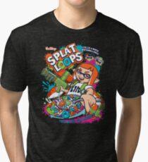 Splat Loops Tri-blend T-Shirt