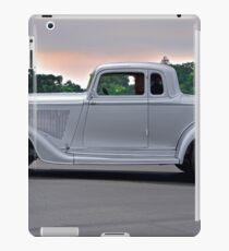 1934 Plymouth 'Casper' Coupe  iPad Case/Skin