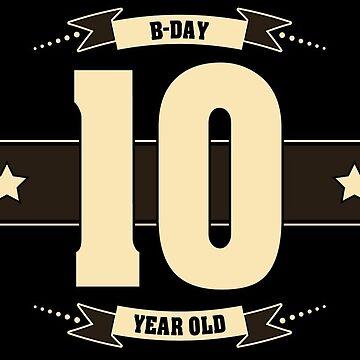 B-day 10 (Cream&Choco) by ipiapacs