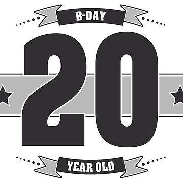 B-day 20 by ipiapacs