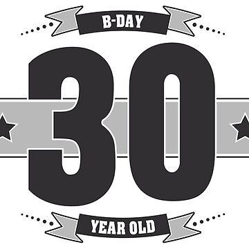 B-day 30 by ipiapacs