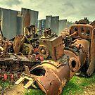 Steam for Scrap  by Rob Hawkins