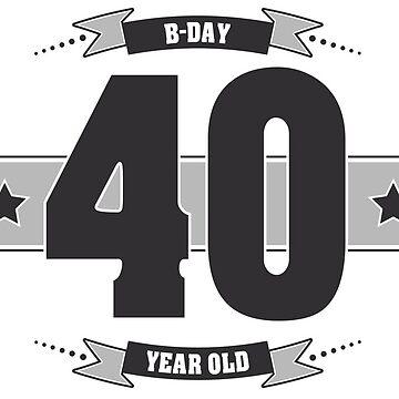 B-day 40 by ipiapacs
