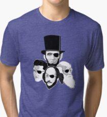 The Pirates of the Four Seas Tri-blend T-Shirt