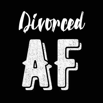 Divorced AF by alenaz