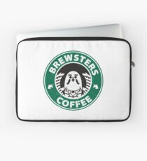 Brewsters Coffee (distressed) Laptop Sleeve