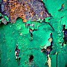Big Green Peeler by Susana Weber