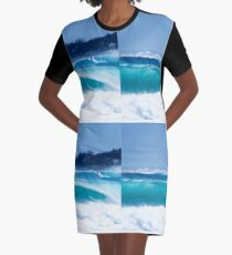Greenthumb Graphic T-Shirt Dress