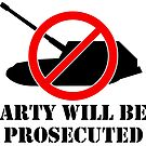 Arty will be Prosecuted by Mystblade