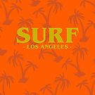 Surf Los Angeles by Ian Porter