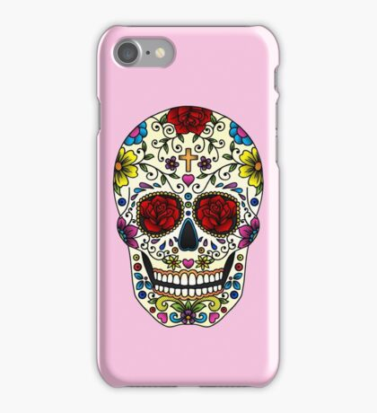 Sugar Skull iPhone Case/Skin