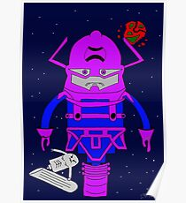 Galactus: Posters | Redbubble