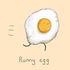 Runny Egg by Katie Corrigan