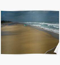 Atlantic Beach Poster