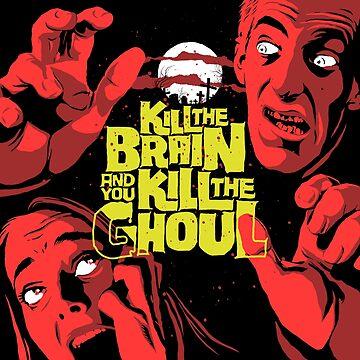 Kill The Brain by butcherbilly