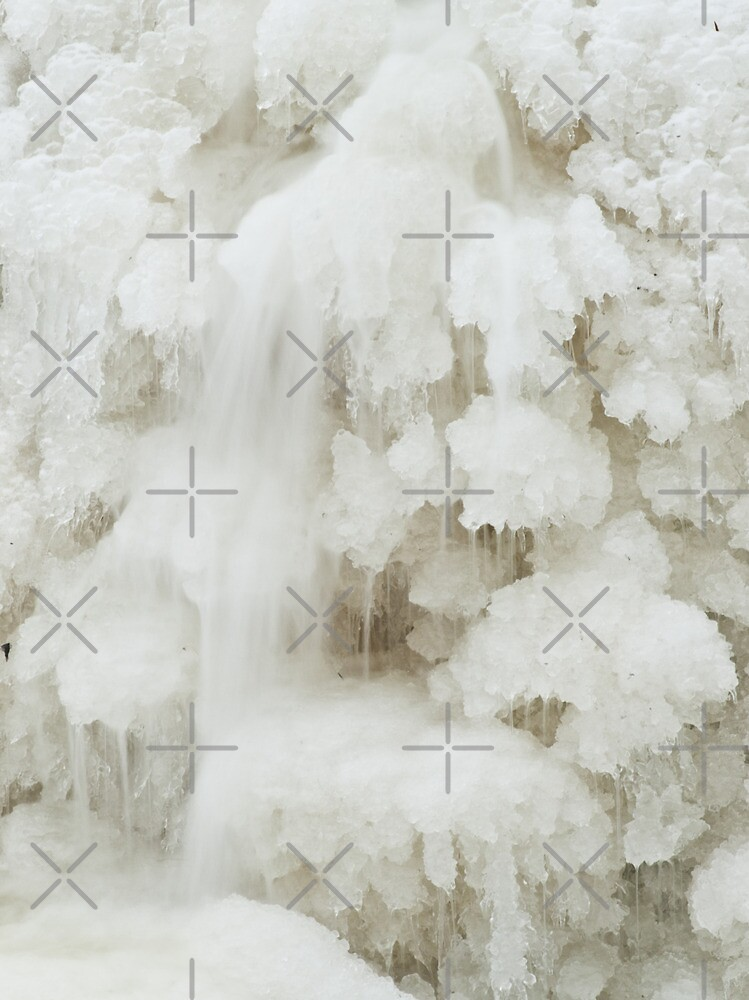 Ice Cascade by Shannon Workman
