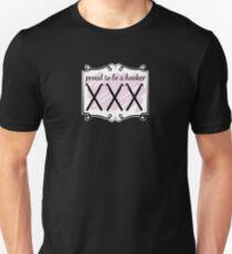 Proud to be a Hooker (crochet) Unisex T-Shirt