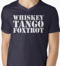 Whiskey Tango Foxtrot WTF Military Phonetic Alphabet T Shirt T-Shirt