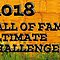 2018 Hall of Fame Challenge - by invitation only