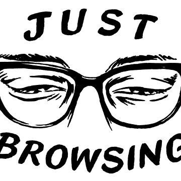 Just Browsing by wonder-webb