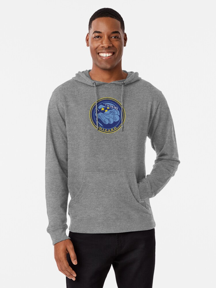 The Round Table Ace Combat.Ace Combat Wizard Squadron Lightweight Hoodie By Fei Corp