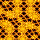 Sunflowers Abstract (read description) by Marie Sharp