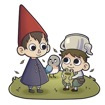 Over the garden wall by tururushop