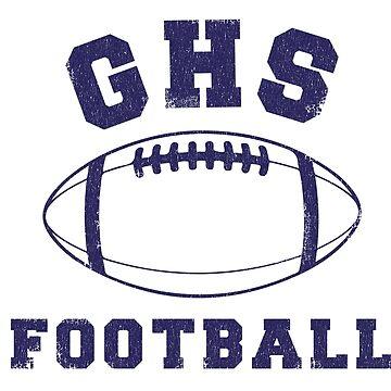 GHS-Logo - Hahn-Shirt von mctees