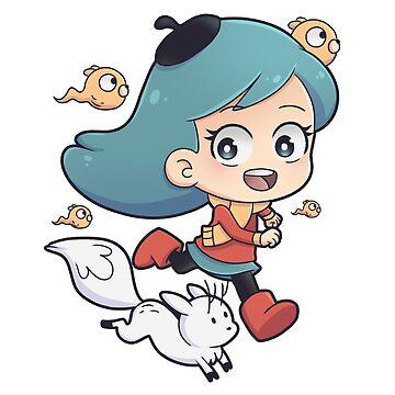 Hilda by tururushop