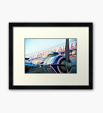 Fly Eastern Airlines Framed Print
