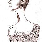 Janine by Xavier Ness