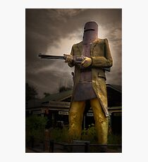 Ned Kelly Photographic Print