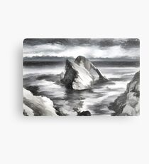 The Bow Fiddle Rock Metal Print