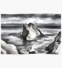 The Bow Fiddle Rock Poster