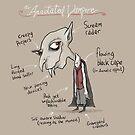 Annotated Vampire by Matt Corrigan