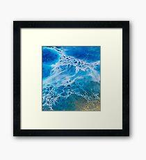Beach Please Framed Print
