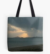 Cloudy Sunrise - Cape York, QLD Tote Bag