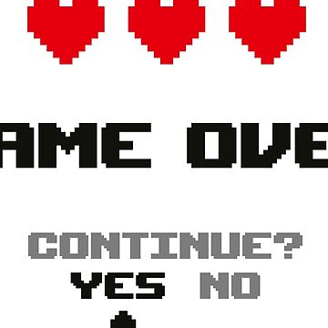 Game over by MacOne