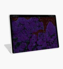 USGS TOPO Map Louisiana LA Downsville North 331868 1982 24000 Inverted Laptop Skin