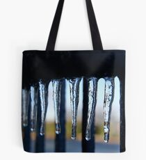 Frozen Claws Tote Bag